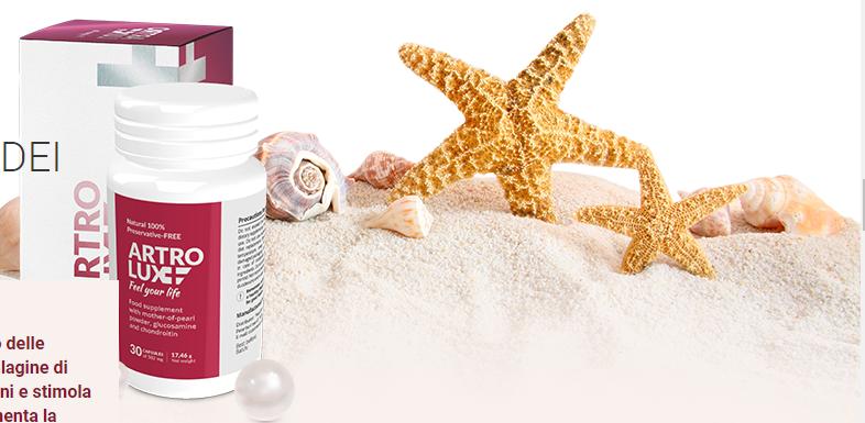 Artrolux Plus, composizione, ingredienti, funziona, come si usa