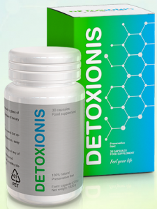 Detoxionis, effetti collaterali, controindicazioni