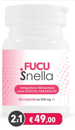 FucuSnella, effetti collaterali, controindicazioni