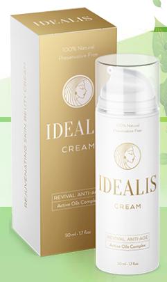 Idealis Cream, effetti collaterali, controindicazioni