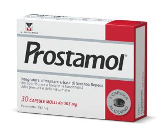 Prostamol, effetti collaterali, controindicazioni