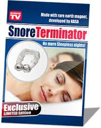Snore Terminator, effetti collaterali, controindicazioni