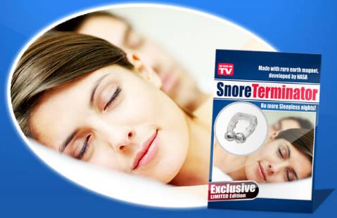 Snore Terminator, originale, sito ufficiale, Italia