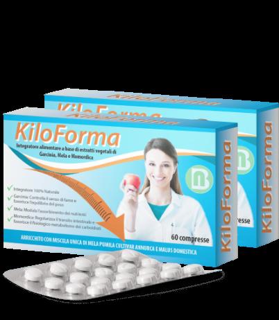 KiloForma, opinioni, forum, prezzo, funziona, originale, sito ufficiale