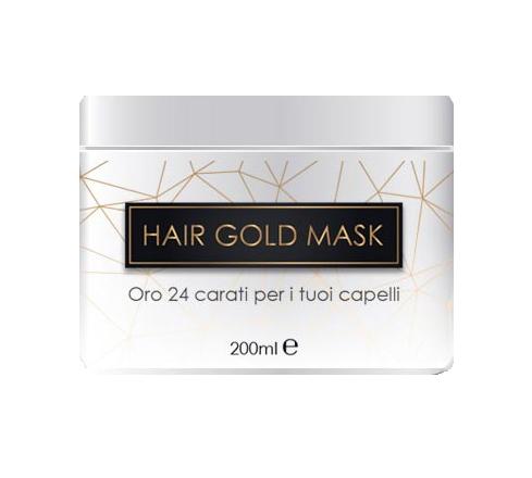 Hair Gold Mask – opinioni – prezzo