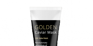 Golden Caviar Mask