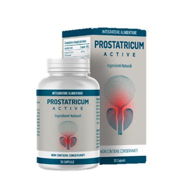 Prostatricum Active, forum, originale, sito ufficiale, opinioni, prezzo, funziona