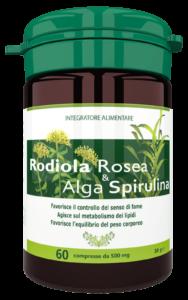 Rodiola&Spirulina, opinioni, recensioni, forum, commenti