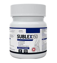 Sublex 150, opinioni, originale, sito ufficiale, forum, prezzo, funziona