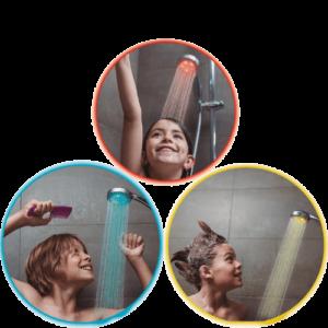 Shower Festival, controindicazioni, effetti collaterali