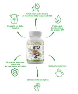 Bio Active, originale, Italia, sito ufficiale