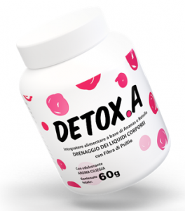 Detox.A, forum, commenti, opinioni, recensioni